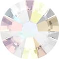 Hotfix steentje in Crystal AB kleur.
