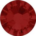 Hotfix steentje in de kleur Light Siam. Een rode gloed steen.
