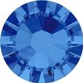 Hotfix steentje in Sapphire kleur.