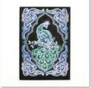 Diamond Painting Notitieboekje- Pauw
