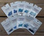 Kleurenpakket Sea - Small (SS6 en SS10) - Premium DMC kwaliteit Hotfix