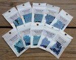 Kleurenpakket Sea - Large (SS16 en SS20) - Premium DMC kwaliteit Hotfix
