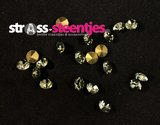 Black Diamond SS10 Pointed Back Rhinestones (per 20 stuks)
