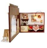 Mini Dollhouse - Coffee Shop - Dense Feeling Moment_