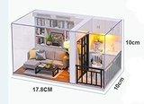 Mini Dollhouse - Appartement - Vitality Life miniatuur versie
