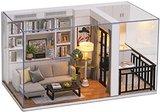 Mini Dollhouse - Appartement - Vitality Life 1:32 (miniatuur versie)_
