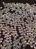 Hotfix steentjes Excellent kwaliteit SS 20 Kleur Crystal AB ACTIE