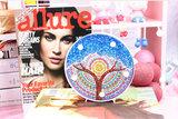 Diamond Painting Mandala met Boom - Nachtlampje met LED
