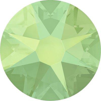 Swarovski non-hotfix steentjes kleur Chrysolite Opal (294) SS30