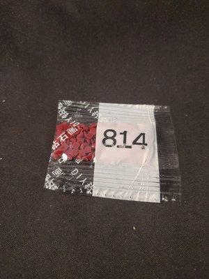 Diamond Painting - Losse vierkante steentjes kleurcode 814