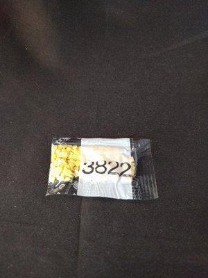 Diamond Painting - Losse vierkante steentjes kleurcode 3822