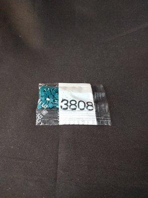 Diamond Painting - Losse vierkante steentjes kleurcode 3808