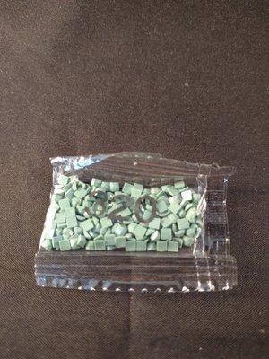 Diamond Painting - Losse vierkante steentjes kleurcode 320