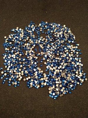 Sapphire SS 5 Excellent Austrian kwaliteit non-hotfix plakstenen