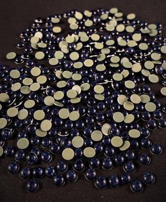 Hotfix Epoxy 4 mm Kleur Egaal Zwart