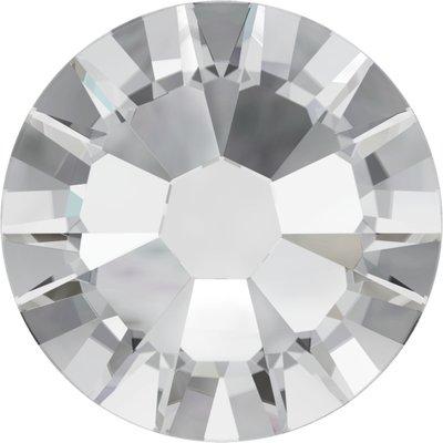 Swarovski hotfix steentjes kleur Crystal (001) SS12