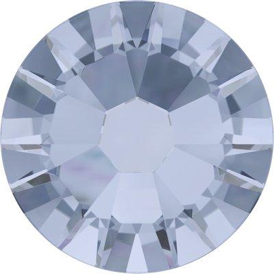 Swarovski hotfix steentjes kleur Crystal Blue Shade (001BLSH) SS12