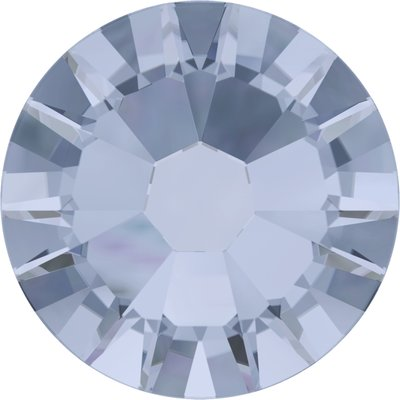 Swarovski hotfix steentjes kleur Crystal Blue Shade (001BLSH) SS16