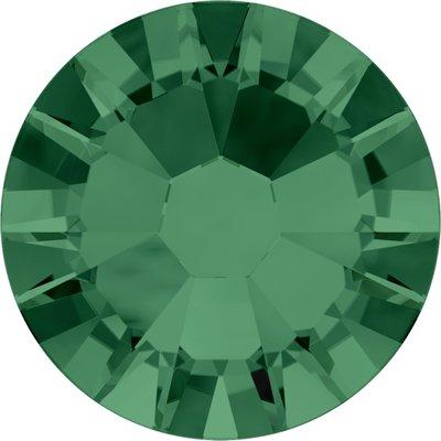 Swarovski non-hotfix steentjes kleur Emerald (205) SS5