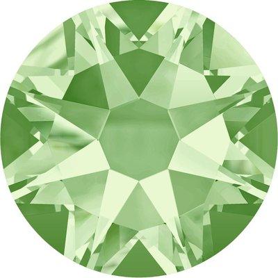 Swarovski non-hotfix steentjes kleur Chrysolite (238) SS5