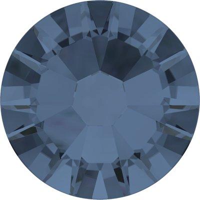 Swarovski non-hotfix steentjes kleur Denim Blue (266) SS5