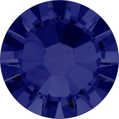 Swarovski non-hotfix steentjes kleur Dark Indigo (288) SS5