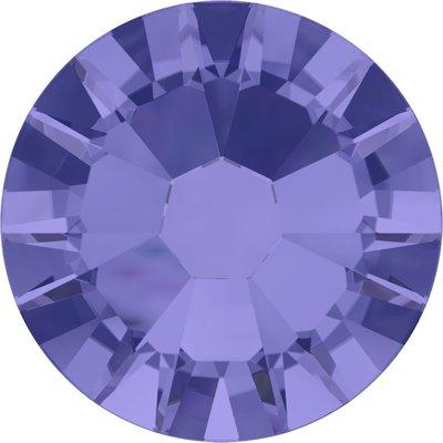Swarovski non-hotfix steentjes kleur Tanzanite (539) SS5