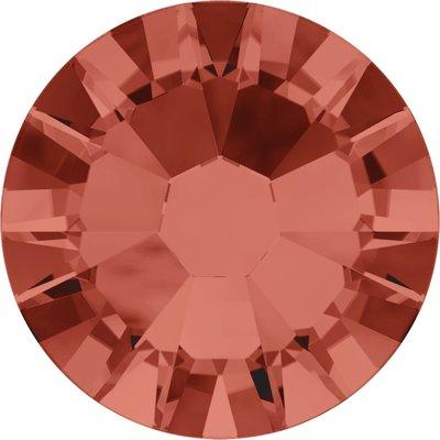 Swarovski non-hotfix steentjes kleur Padparadscha (542) SS5