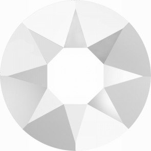 Swarovski hotfix steentjes kleur Chalkwhite (902) SS34
