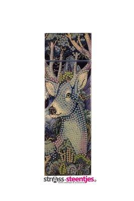 Diamond Painting Pennendoosje - Hert 7x21 cm