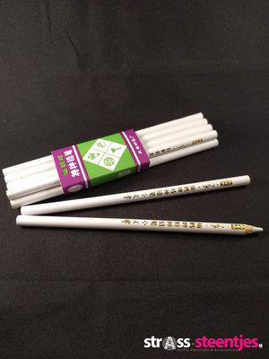 Witte hotfix picker pen