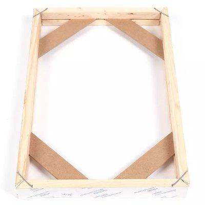 Diamond Painting houten frame - 60x60 cm