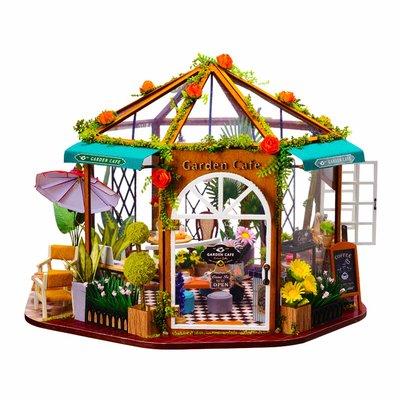 Mini Dollhouse - Shop - Garden Café