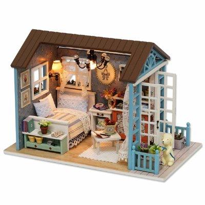 Mini Dollhouse - Boshuisje - Forest Times