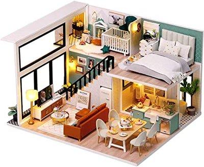 Mini Dollhouse - Appartement - Comfortable Life