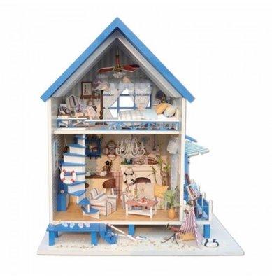Mini Dollhouse - Villa - Romantic Aegean Sea