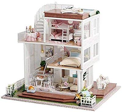 Mini Dollhouse - Villa - So Well