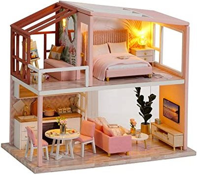 Mini Dollhouse - Appartement - Warm the Heart of Life