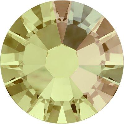 Swarovski non-hotfix steentjes kleur Crystal Luminous Green (001LUMG) SS5