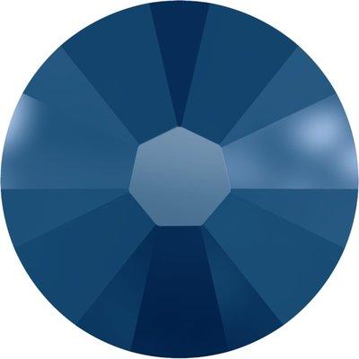 Swarovski non-hotfix steentjes kleur Crystal Metallic Blue (001METBL) SS5