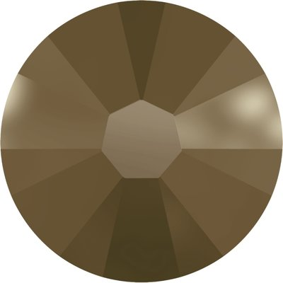 Swarovski non-hotfix steentjes kleur Crystal Metallic Lt.Gold (001MLGLD) SS5