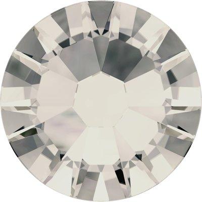 Swarovski non-hotfix steentjes kleur Crystal Moonlight (001MOL) SS5
