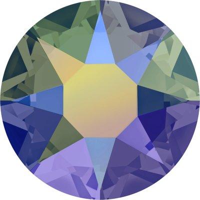 Swarovski non-hotfix steentjes kleur Crystal Paradise Shine (001PARSH) SS5