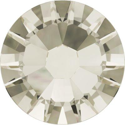 Swarovski non-hotfix steentjes kleur Crystal Silver Shade (001SSHA) SS5