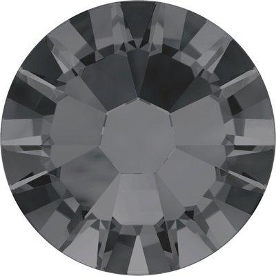 Swarovski non-hotfix steentjes kleur Crystal Silver Night (001SINI) SS5