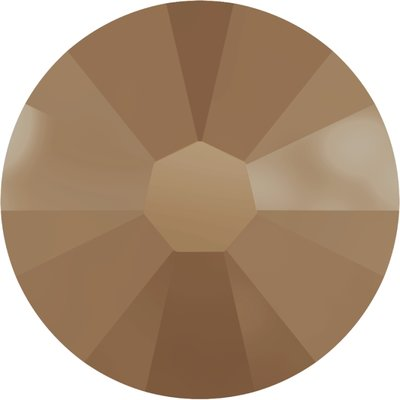 Swarovski non-hotfix steentjes kleur Crystal Rose Gold (001ROGL) SS5