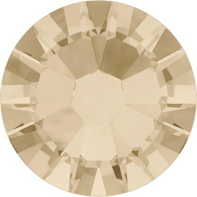 Swarovski non-hotfix steentjes kleur Light Silk (261) SS5