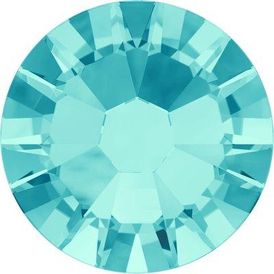 Swarovski non-hotfix steentjes kleur Light Turquoise (263) SS5