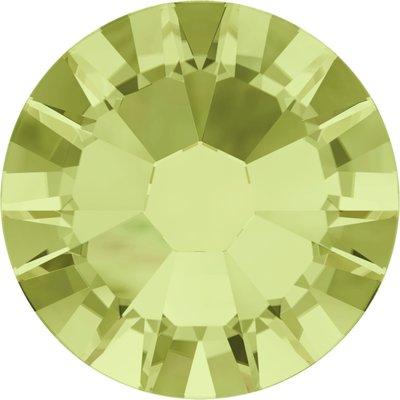 Swarovski non-hotfix steentjes kleur Jonquil (213) SS10