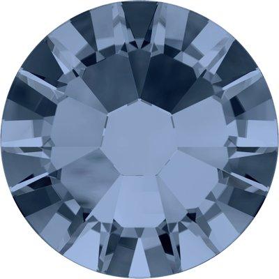 Swarovski non-hotfix steentjes kleur Montana  (207) SS5